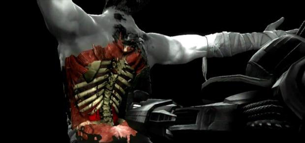 Как сделать x ray mortal kombat 9 на пк